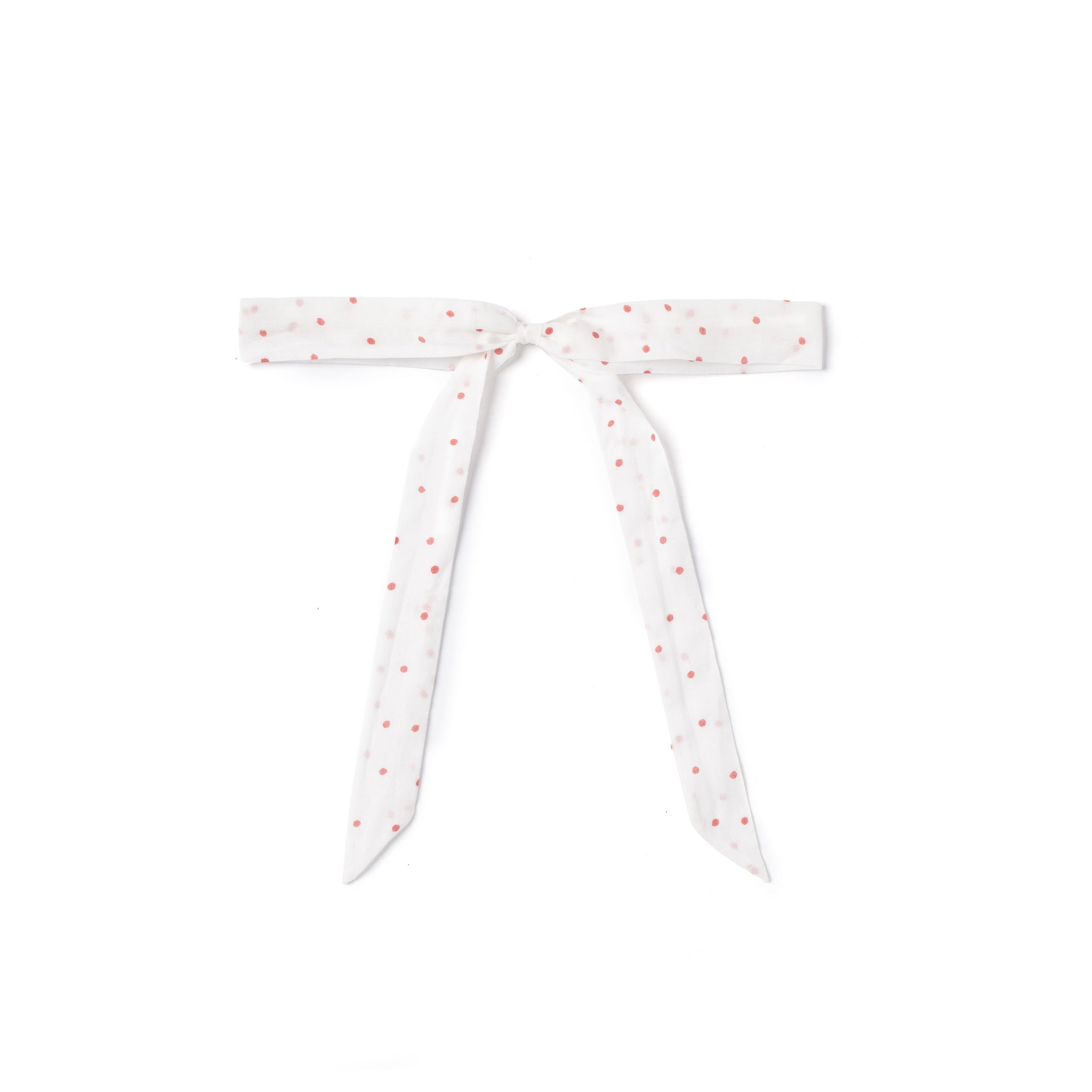 Ribbon Bow, Polka Dot