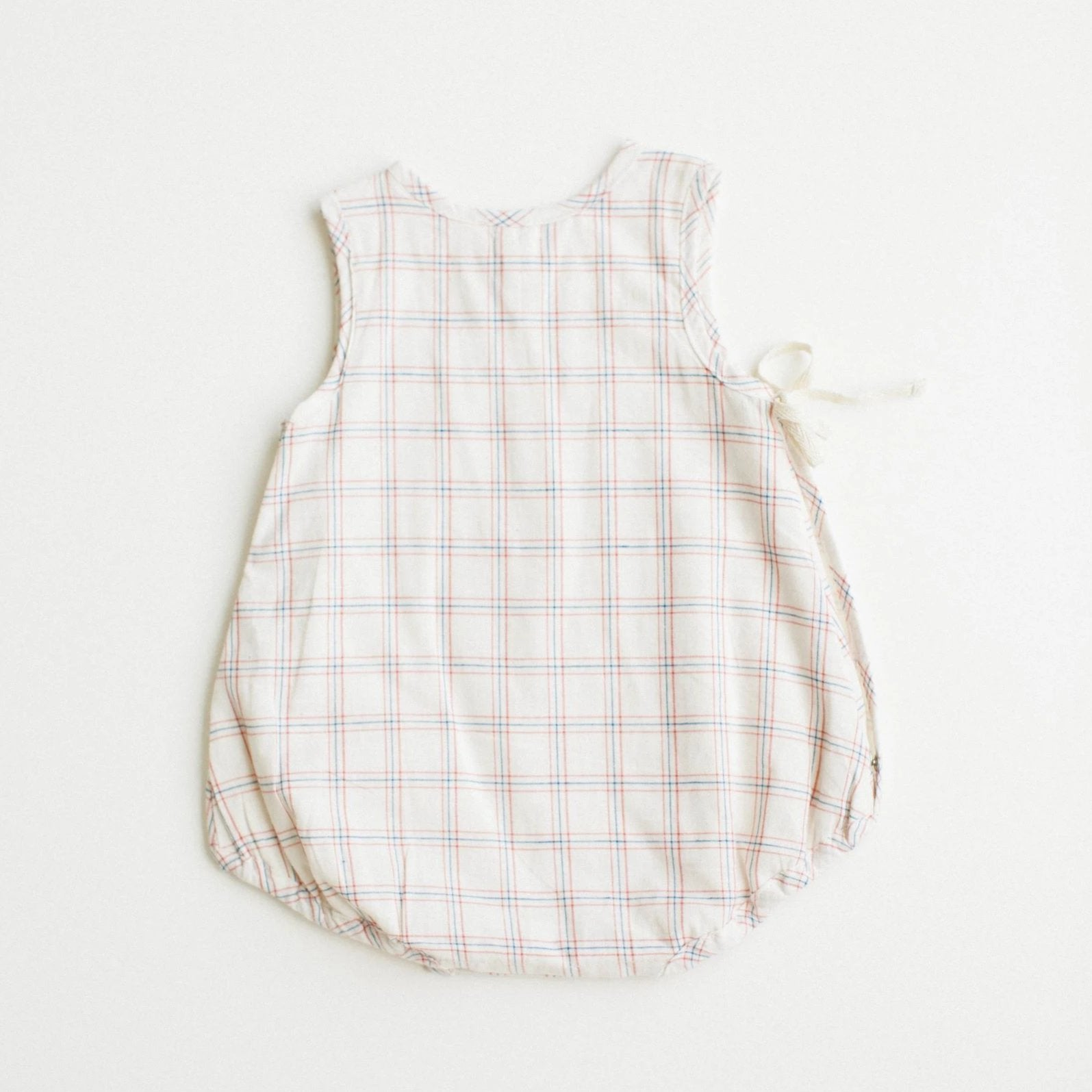 Buttercup Onesie - White Chex