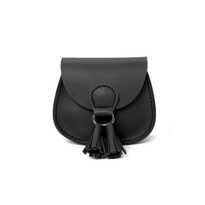 Tiny Tassel Shoulder Bag