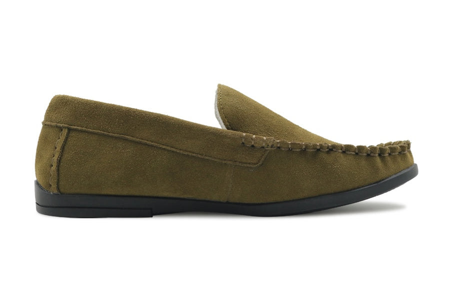 Suede Leather Classic Loafers