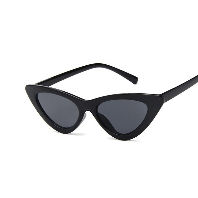 Kids Retro Rounded Cat Eye Sunglasses