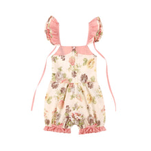 Load image into Gallery viewer, Princess Floral Romper