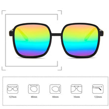 Load image into Gallery viewer, Kids Rounded Square Oversized Sunglasses
