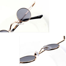 Load image into Gallery viewer, Kids Vintage Small Round Sunglasses