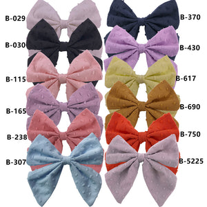 "Bubble Sailor Hair Bow - 4.5""/11cm"