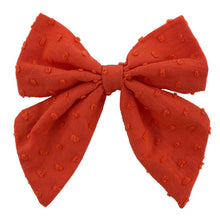 "Load image into Gallery viewer, Bubble Sailor Hair Bow - 4.5""/11cm"