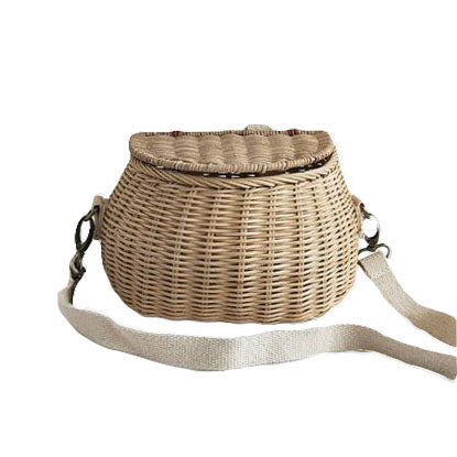 Rattan Backpack/Bicycle Basket