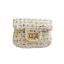 Load image into Gallery viewer, Royal Wool Crossbody Bag