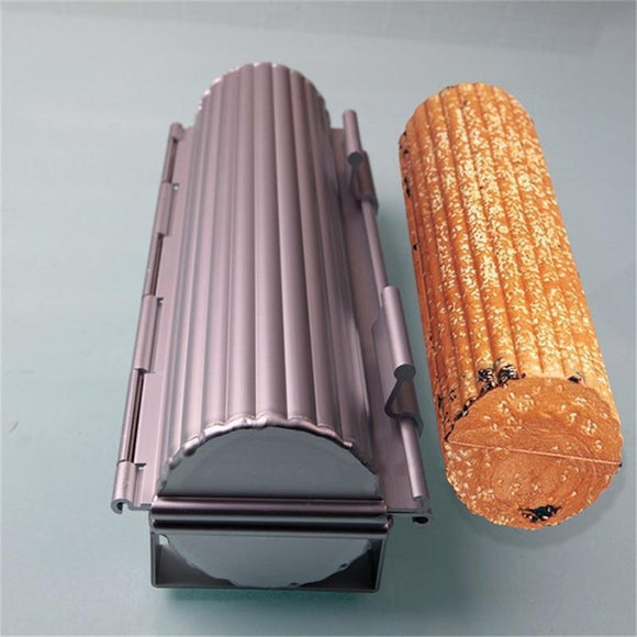 Cylinder Shaped Bread Mold Pan