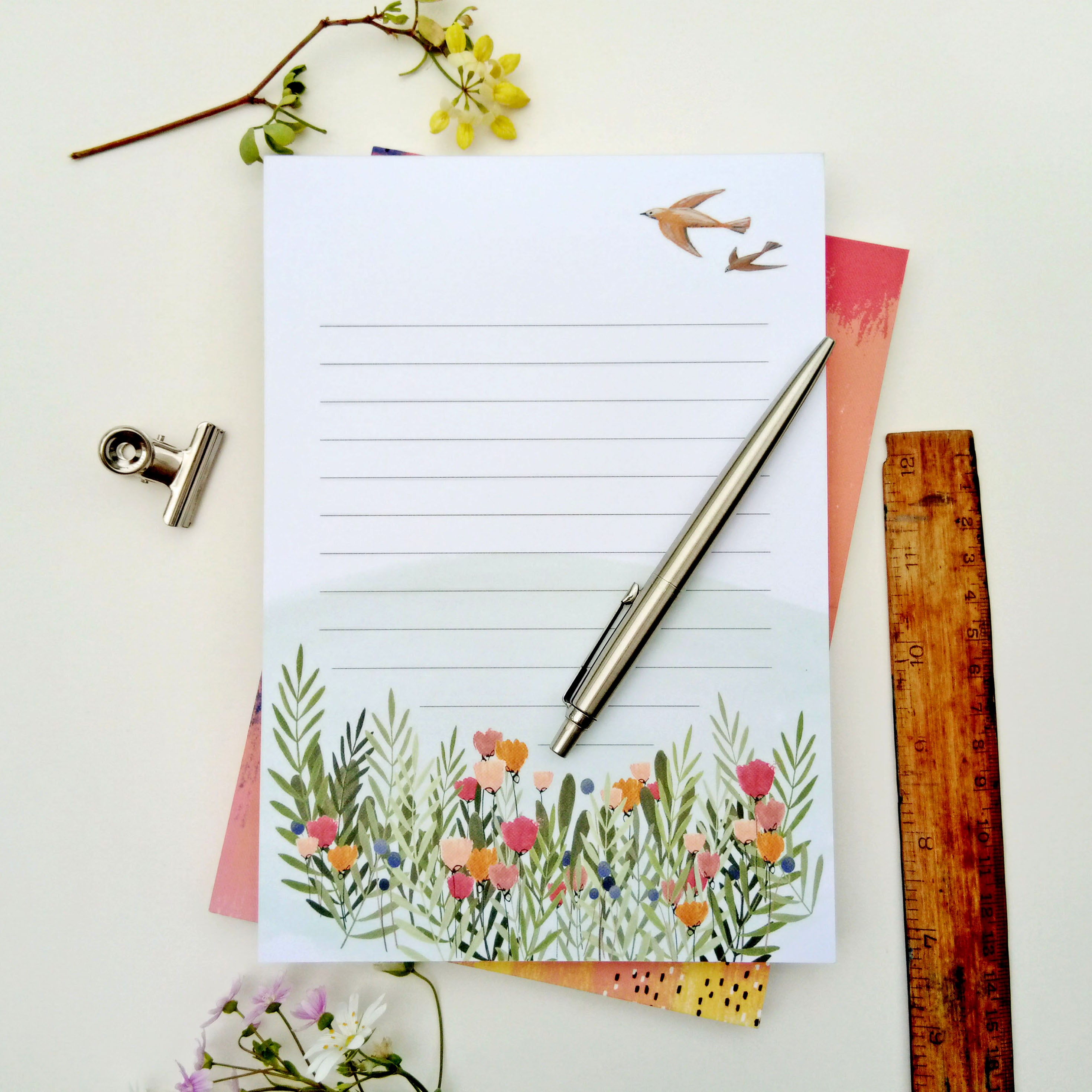 Meadow A5 Notepad
