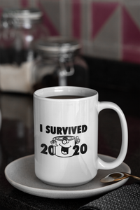 I survived 2020 Mug