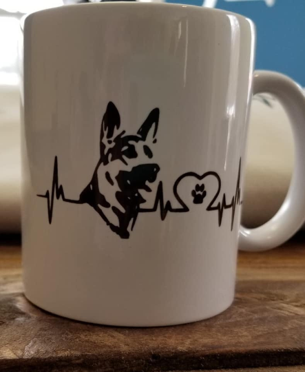 Heartbeat of the GSD (or any breed)