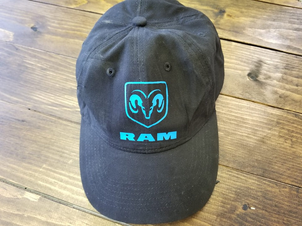 Hat - RAM style - personalized to match the color of your RAM