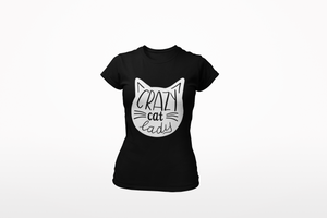 Crazy Cat Lady _Funny_Sarcastic_graphic
