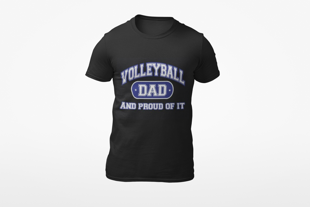 Volleyball DAD and proud of it