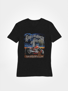King's Highway Biker Tee