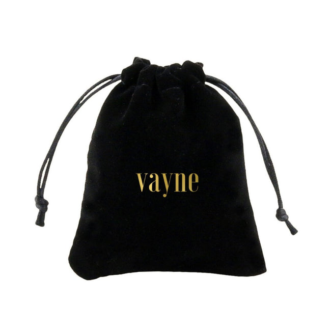 personalised red leather pouch-Vayne Accessories