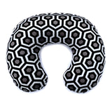 Nursing Pillow Slipcover | Breastfeeding Pillow Cover | Minky Fabric | Made in USA (BOP.4)