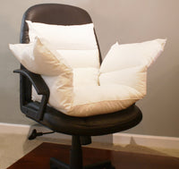 Bicor Comfort Seat for Wheelchairs, Recliners, Seat Pad Cushion for Those That Sit for Long Periods of Time