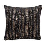 Meijuner New Plush Pillowcase Soft wool Gold Silver Furry Cushion Cover Square Waist Throw Pillow Cover Gifts Faux Fur MJ0016
