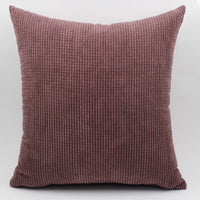 Corduroy fabric cushion cover 40x40/45x45/50x50/55x55/60x60/65x65/70x70cm decorative pillow cover throw pillow case