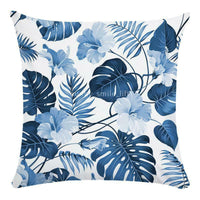 Pillow cases cotton square Monstera Leaves Home Decor cushion covers