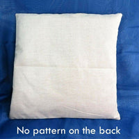 pillow cases wholesale handdrawn flower floral cushion cover