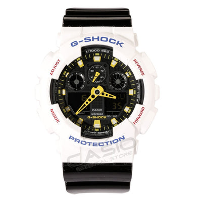 CASIO G-SHOCK WATCH Mens Watches Fashion Clock Quartz Watch Male Camouflag Relogio Masculino Mechanical feeling cool GA-100A-9A