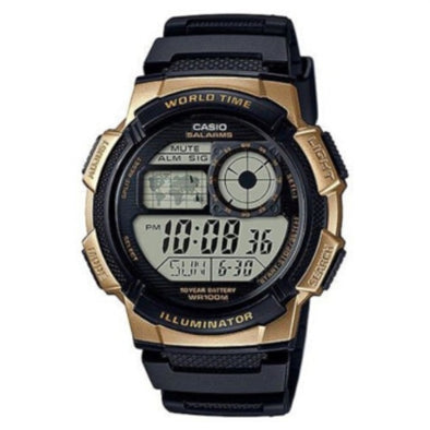 Casio Watch Men Hot Sale AE-1000W-1A3 Digital Wrist Fashion&Casual Sport Waterproof Complete Calendar Relogio deep sea diving