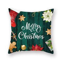 Christmas Cushion Cover For Living Room Sofa Home Decorative Housse De Coussin