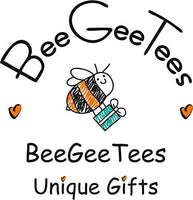 BeeGeeTees You are So Loved Cute Wizard Reusable Canvas Funny Tote Bag (Black Handle)
