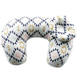 Borje New Design 45°Angle Newborn Breastfeeding Adjustable Pillow for Babies Nursing Baby Lounger (Arrows)