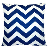 "24x24"" Navy Blue Accent Decorative Throw PILLOW COVER Sofa Couch Cushion Case US"