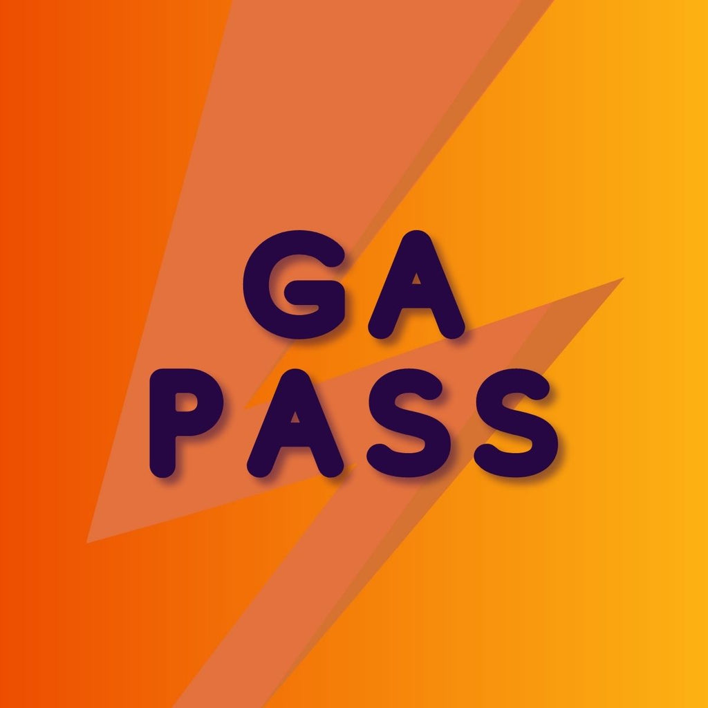 Same Same But Different Music Festival 2021 - GA Pass