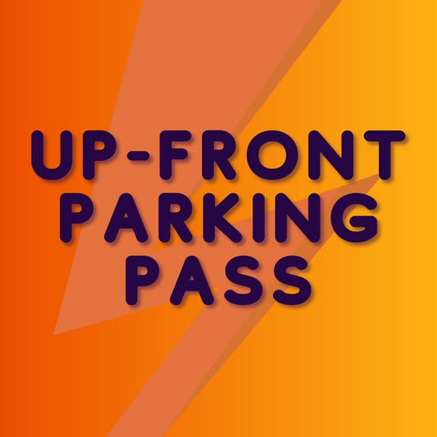 Same Same But Different Music Festival 2021 - Up Front Parking Pass