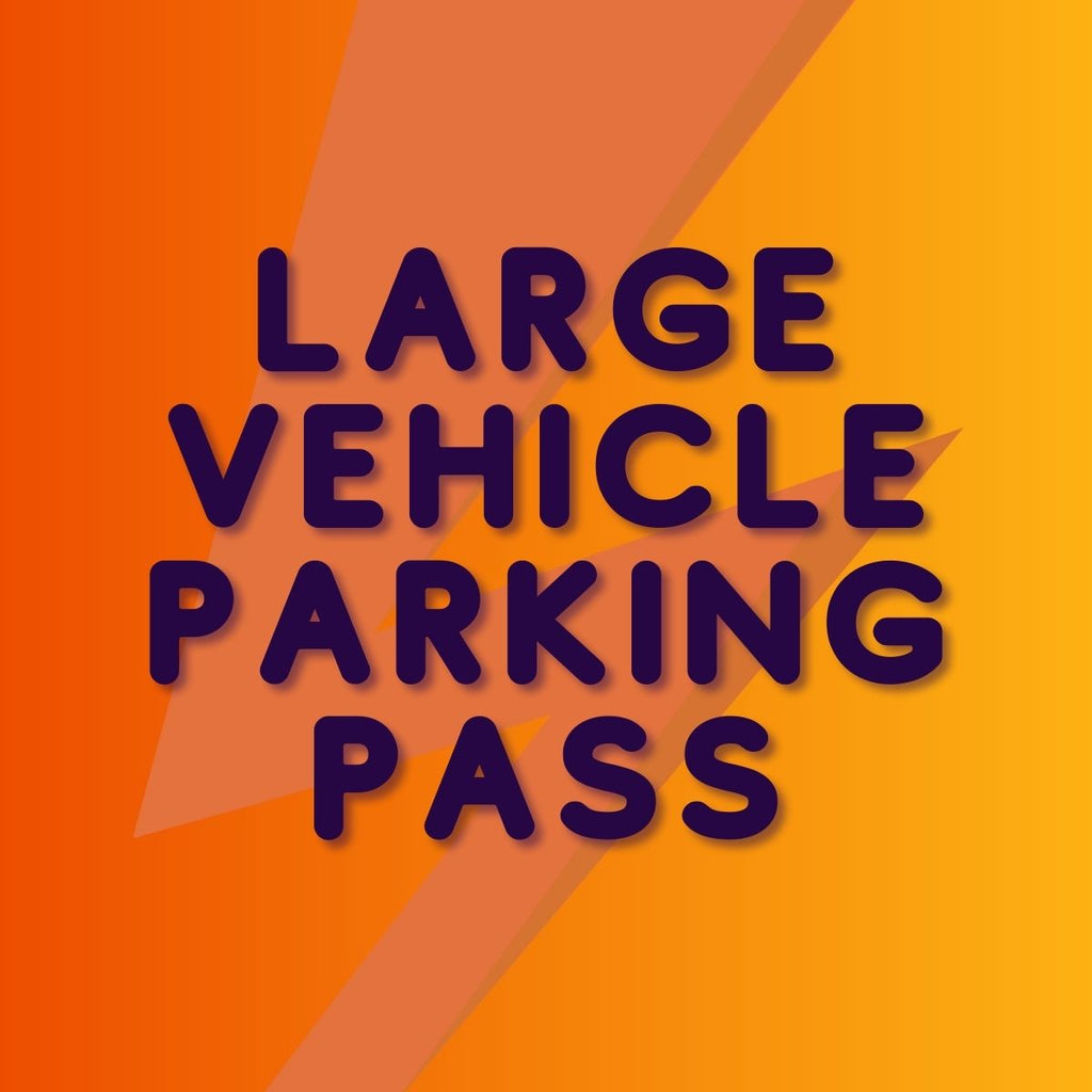 Same Same But Different Music Festival 2021 - Large Vehicle Parking Pass