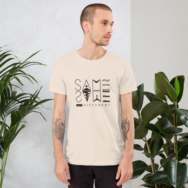 Same Same But Different Official Unisex Tee