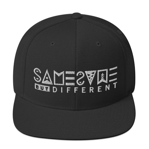 Same Same But Different Official Snapback