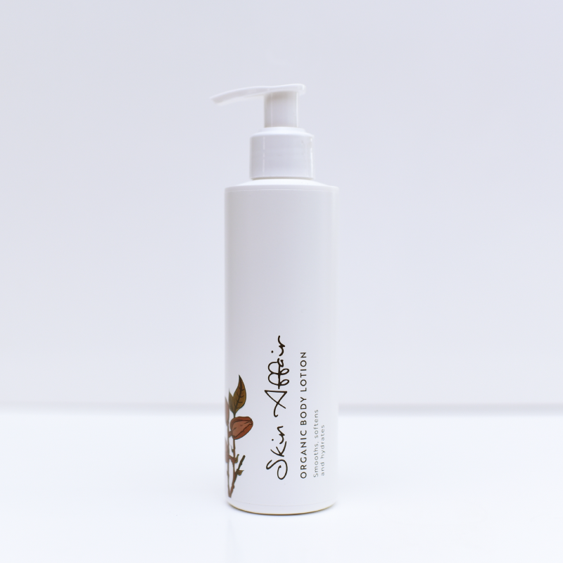 Organic Body Lotion 200ML
