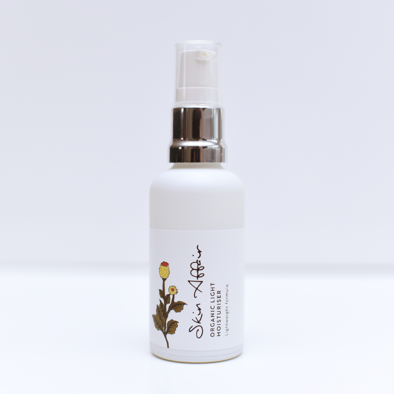 Organic Light Moisturiser 25ML