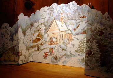 Advent Calendar : Winter Wonderland