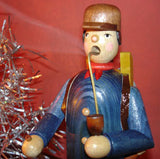 German Incense Smoker: Woodsman