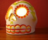 Calavera Tea Lights