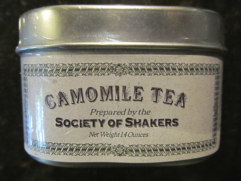 Shaker Herbal Teas: Camomile