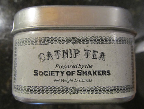Shaker Herbal Teas: Catnip