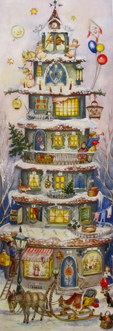 Advent Calendar : Christmas Tower