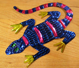 Mexican Tin Ornaments: Desert Creatures