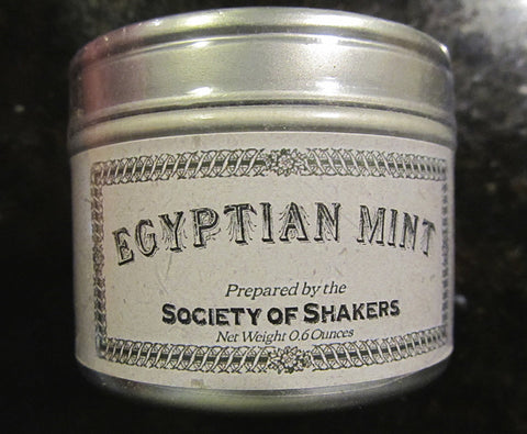 Shaker Culinary Herbs: Egyptian Mint