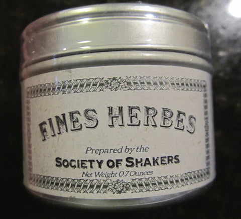 Shaker Culinary Herbs: Fines Herbes