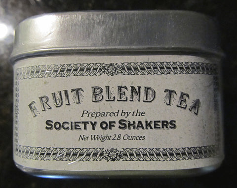 Shaker Herbal Teas: Fruit Blend